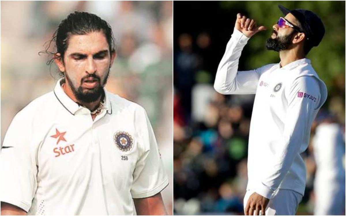 Cricket Image for 'जब सोते हुए इशांत शर्मा को विराट कोहली ने मारी थी लात'