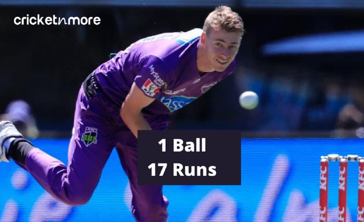 Cricket Image for Riley Meredith -  A Journey From A Horrific Over To A Record Pick In IPL Auction