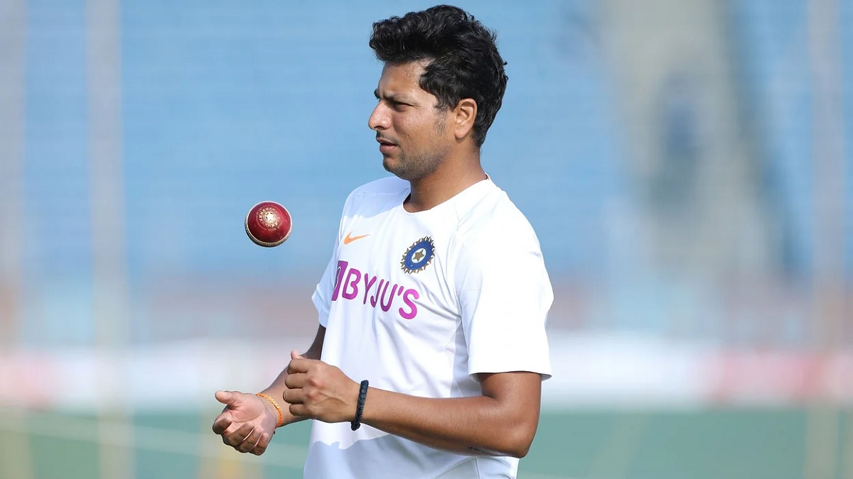 Cricket Image for Why Kuldeep Yadav Is Not Included In India's Playing XI Against England