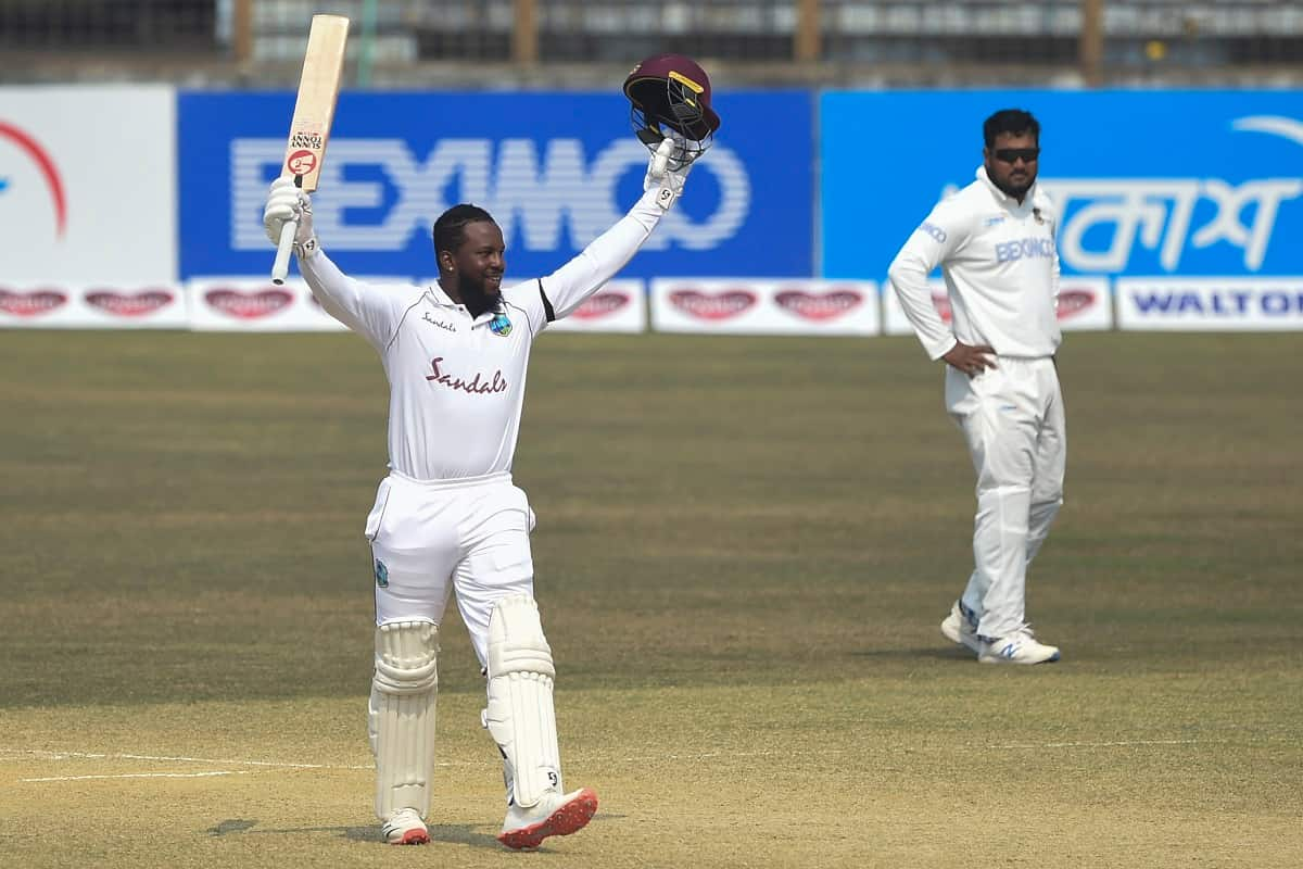 WI Kyle Mayers Scores Hundred On Debut; Becomes First To Do So
