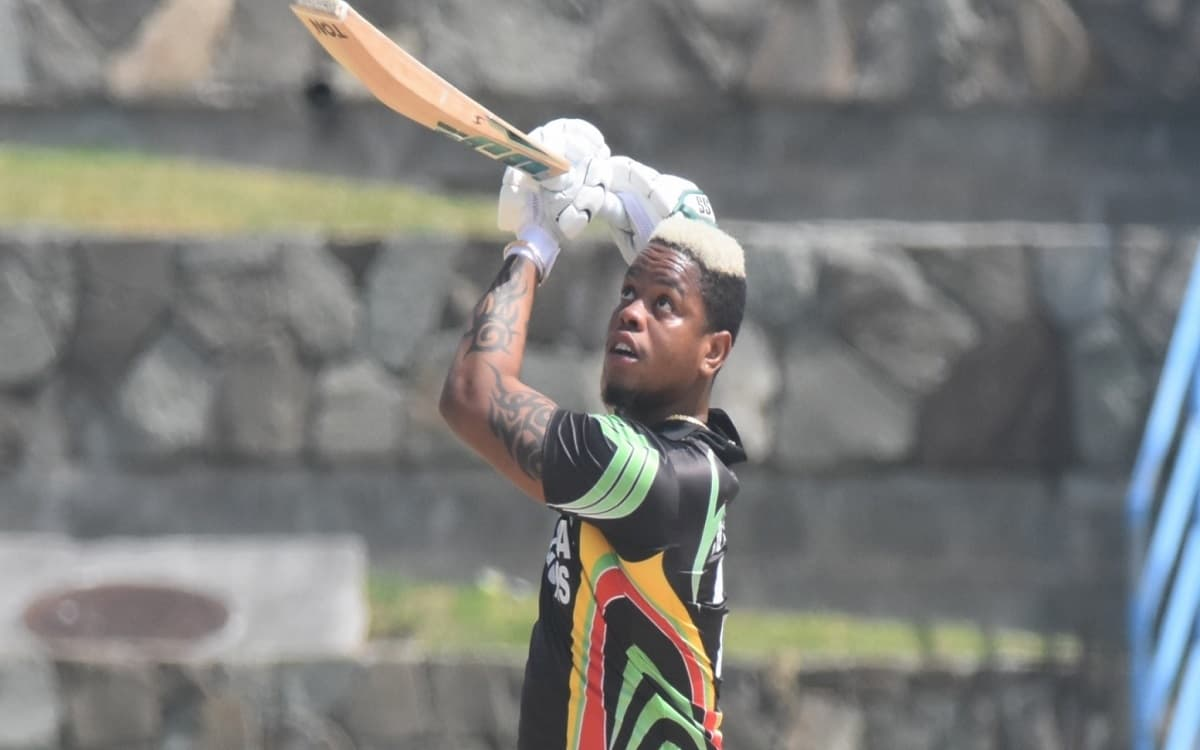 Cricket Image for Wickets For Joseph, Runs For Hetmyer, Win For Guyana Jaguars
