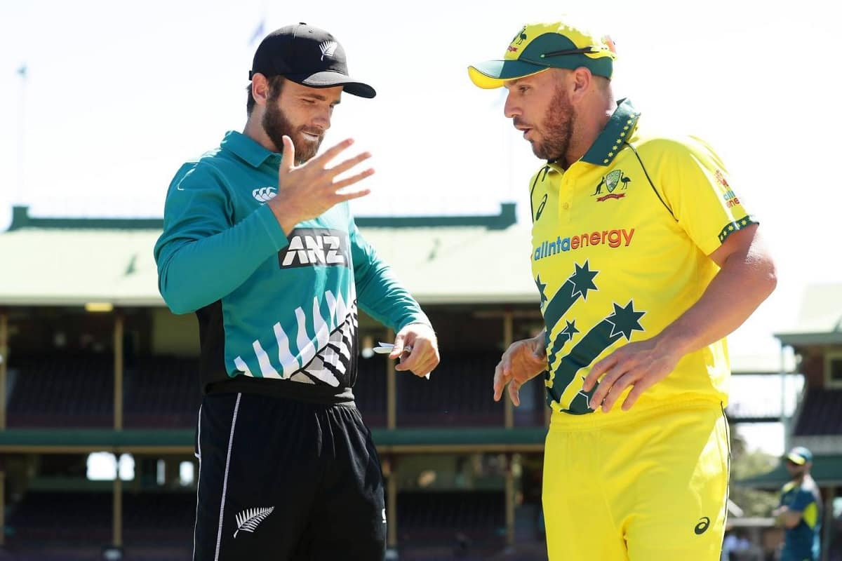 Cricket Image for World Cup Options On Show In New Zealand-Australia T20 Series