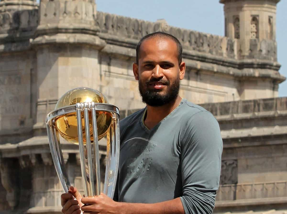 Cricket Image for World Cup Winning All Rounder Yusuf Pathan Announces Retirement