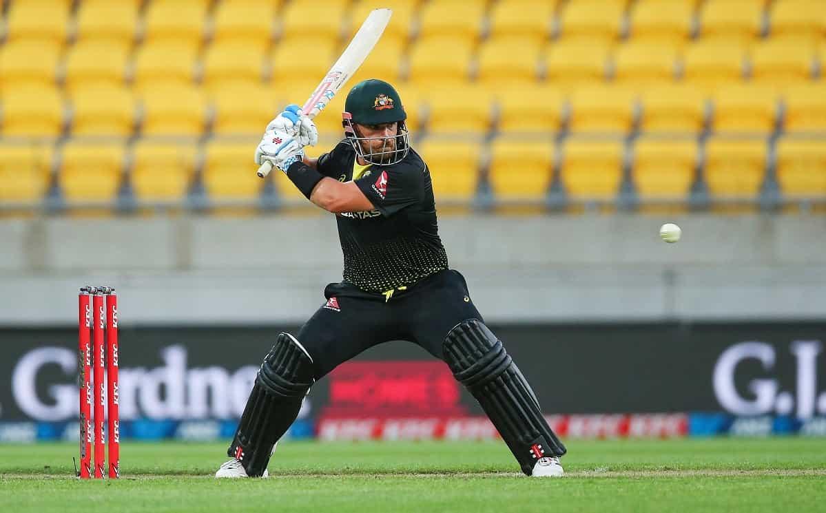 Cricket Image for एरॉन फिंच ने काइल जैमीसन के एक ओवर में जड़े 6,6,6,6, ऐसा करने वाले ऑस्ट्रेलिया