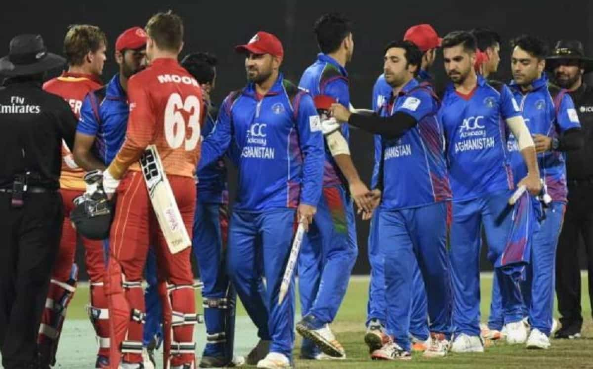 Afghanistan Announces 15 Man Squad for T20 Series against Zimbabwe