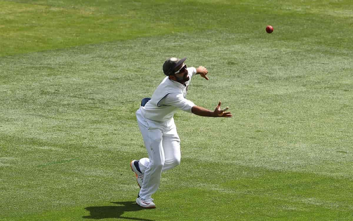 Cricket Image for IND vs ENG: अंजिक्य रहाणे ने बेन फोक्स का कैच लपककर बनाया खास रिकॉर्ड, वीरेंद्र सह