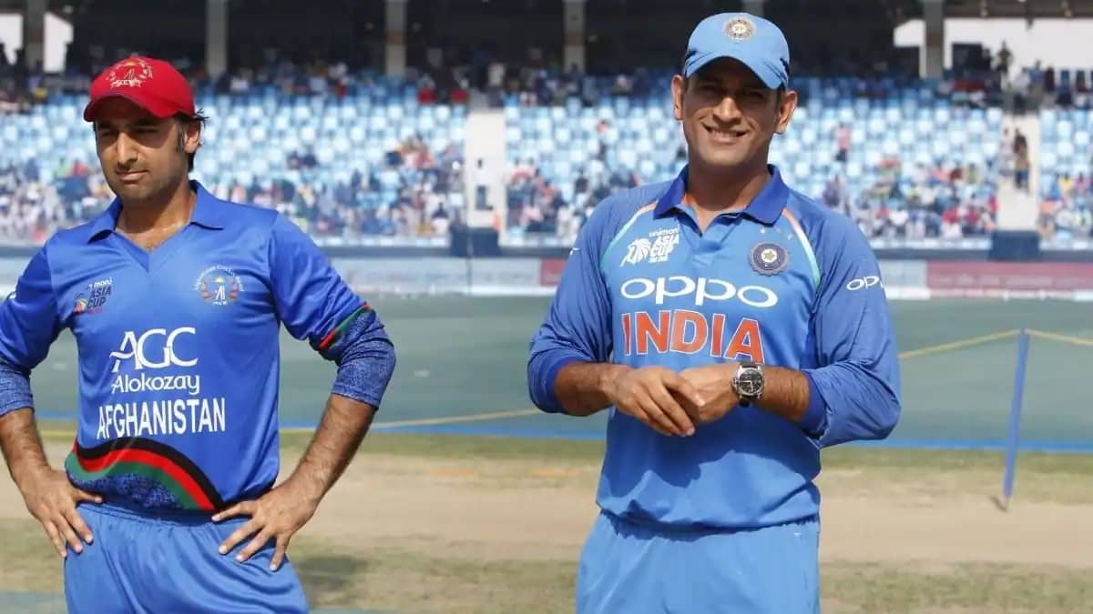 Asghar Afghan equals MS Dhoni for most wins as captain in T20Is