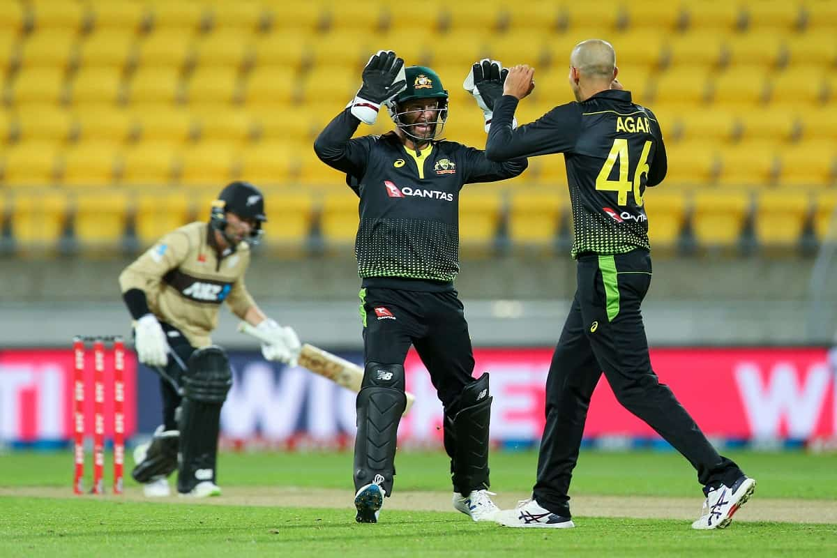 Ashton Agar makes world record, clinched 50th fifer in T20 Cricket