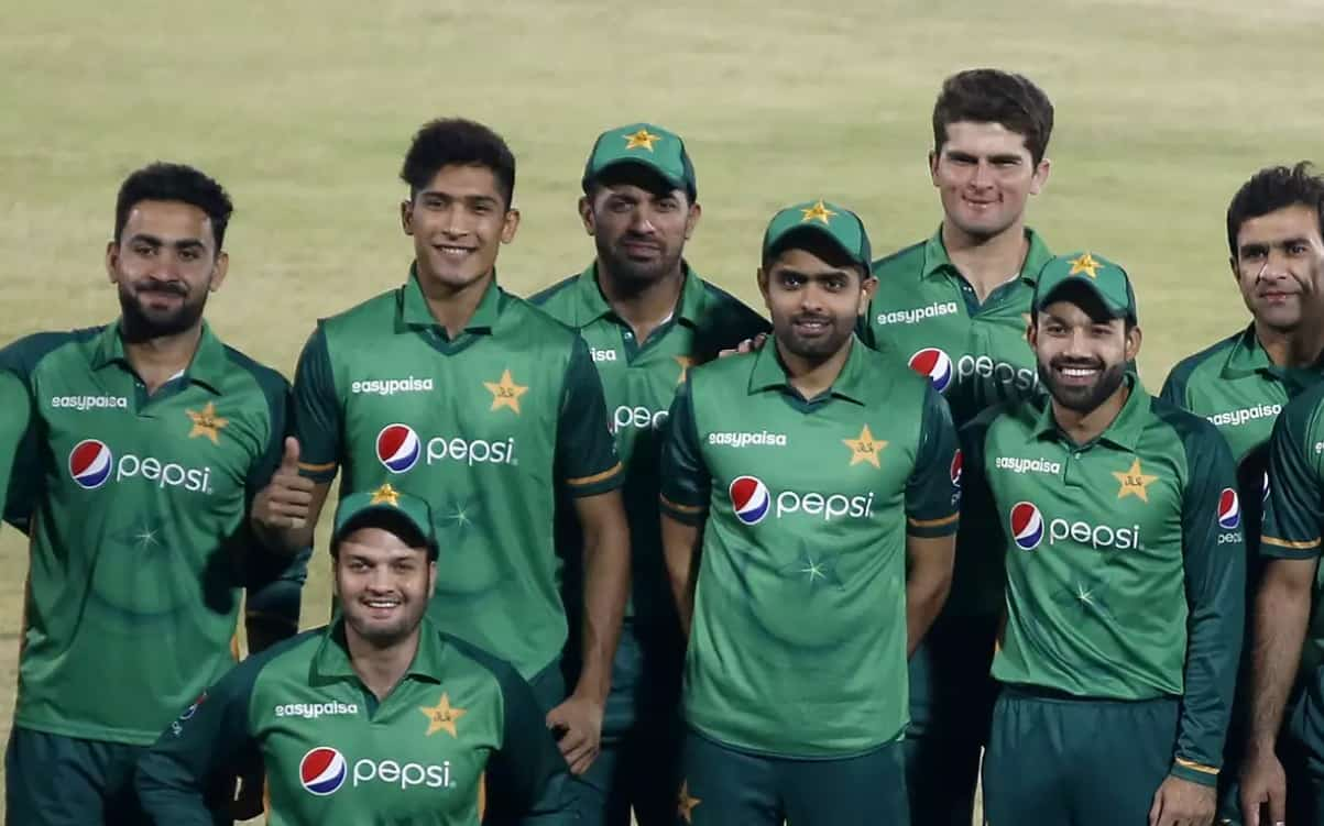 Asif Ali replaces injured Saud Shakeel for South Africa ODIs