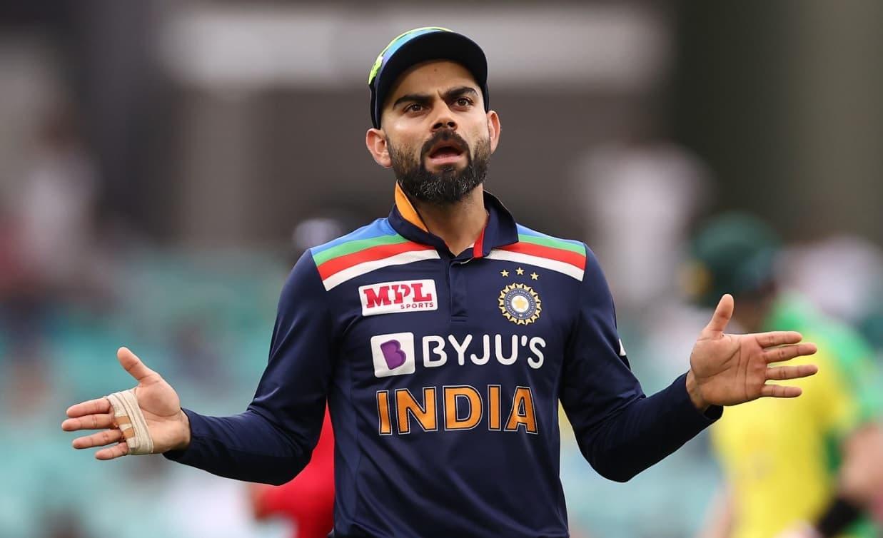 Captain Virat Kohli leading Team India for the 200th time in International Cricket