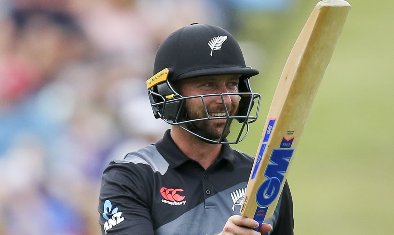 Devon Conway moves to number 4 in ICC T20I Batsman ranking