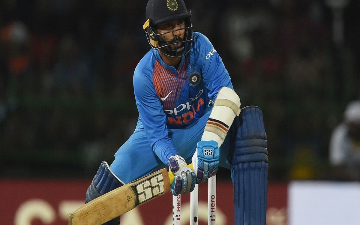 Cricket Image for Dinesh Karthik Says His Primary Objective Is To Play The Upcoming T20 World Cup