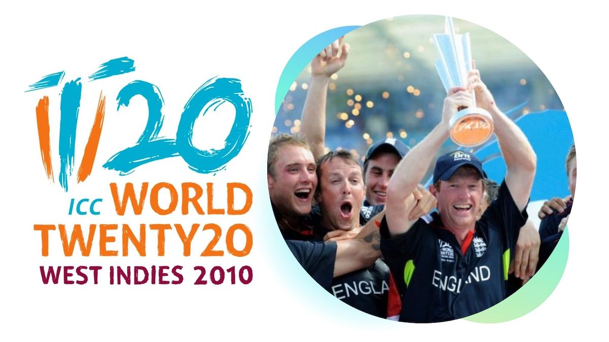 Image for England Beat Australia In The Final To Lift The ICC World T20 2010 in Hindi