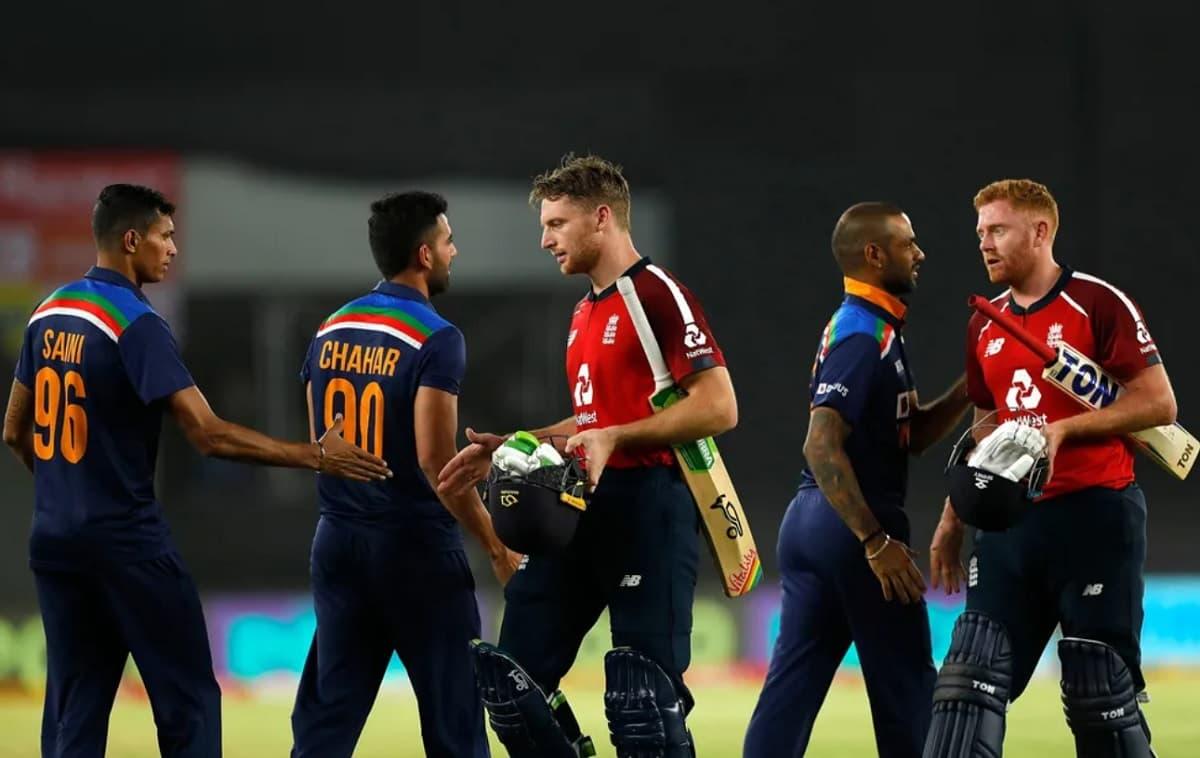 Cricket Image for IND vs ENG: कोहली एंड कंपनी पर भारी पड़ी जोस बटलर की तूफानी पारी, इंग्लैंड ने ली 2