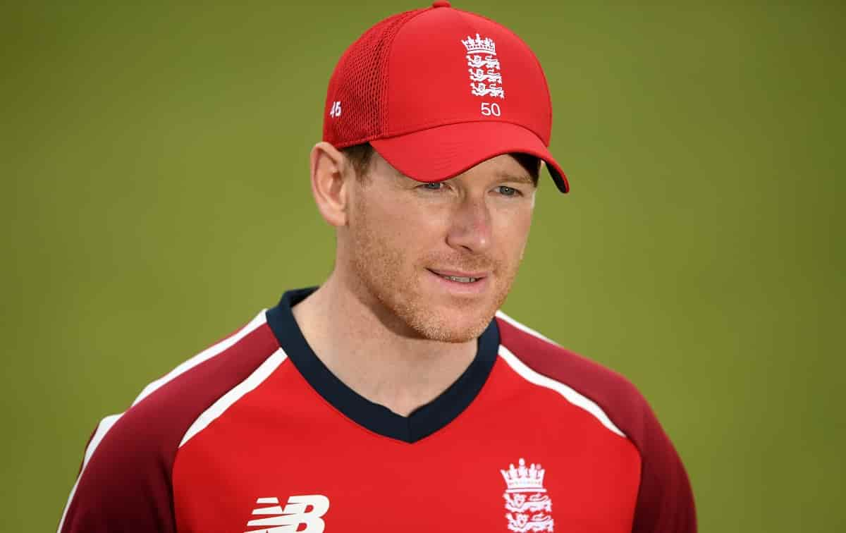 Cricket Image for Indian Cricket Team Scattered In Front Of Englands Fast Bowling Said Captain Morga