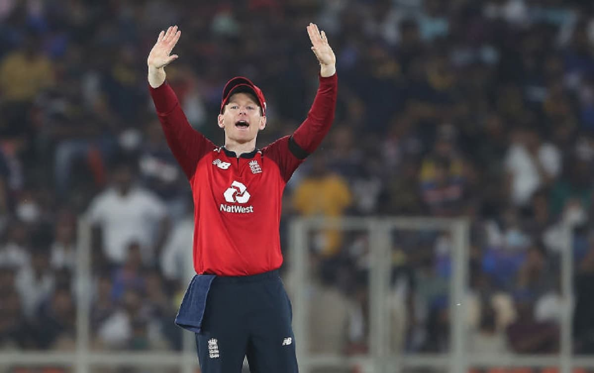 Eoin Morgan first from England to play 100 T20Is