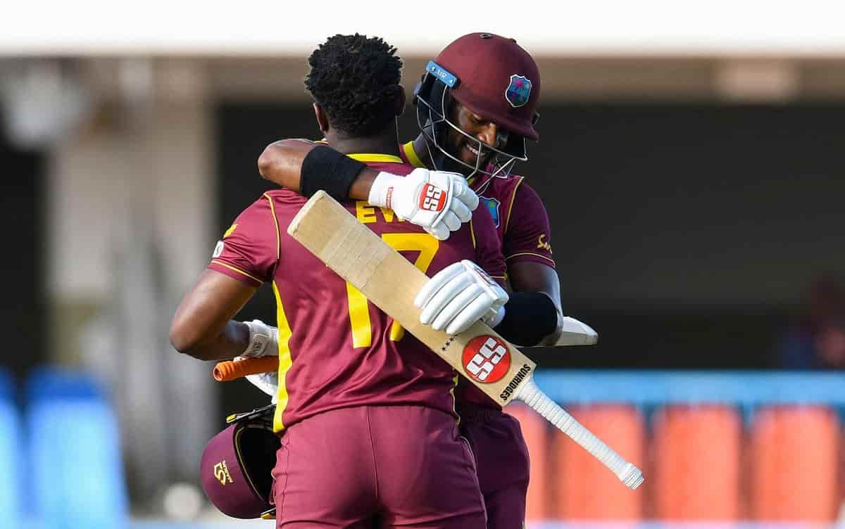 West Indies beat Sri Lanka by 8 wickets in second odi