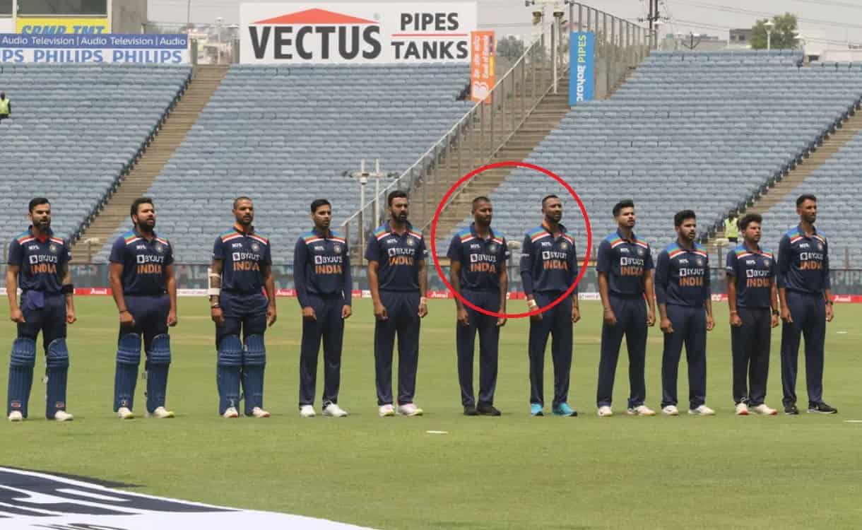 Cricket Image for IND vs ENG: क्रुणाल पांड्या के डेब्यू के साथ बना अनोखा रिकॉर्ड, 9 साल बाद भारतीय क