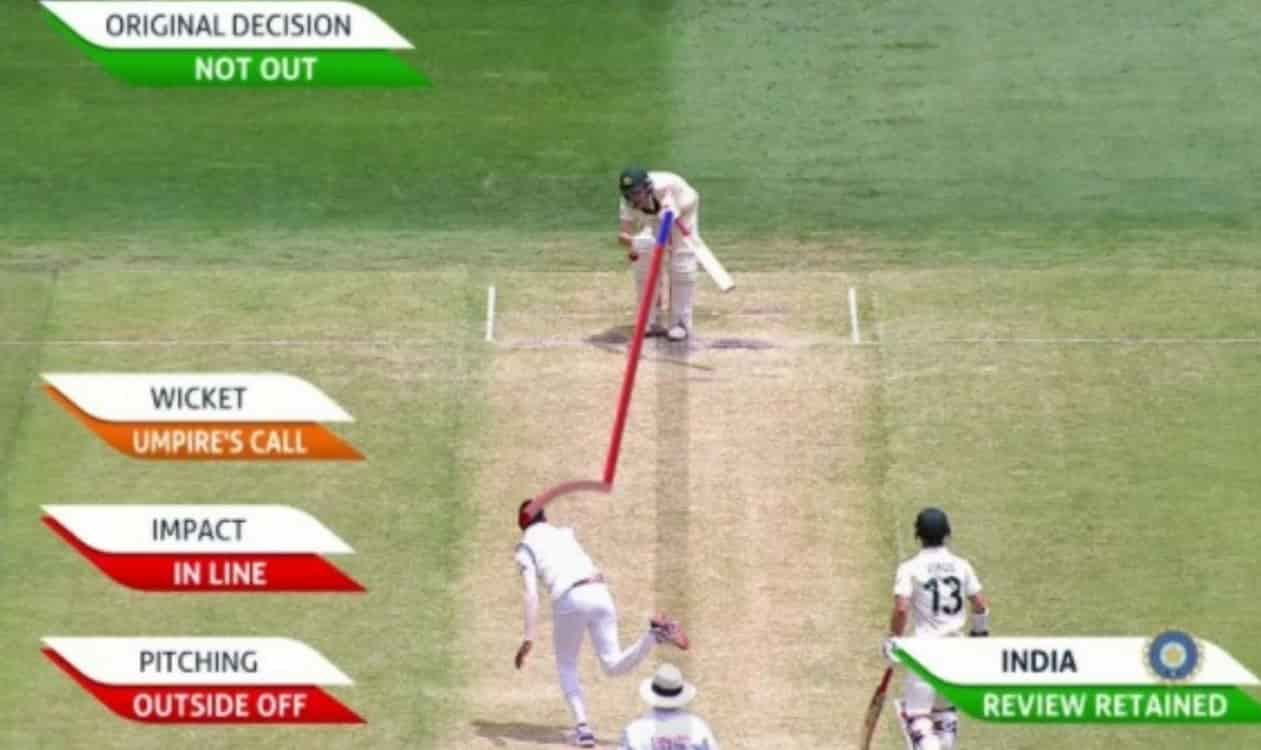 Cricket Image for ICC की क्रिकेट समिति डीआरएस में 'अंपायर कॉल' नियम के साथ बने रहने के पक्ष में