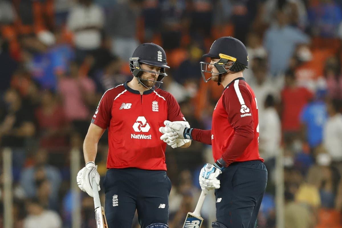 IND vs ENG England set a target of 165 runs against England