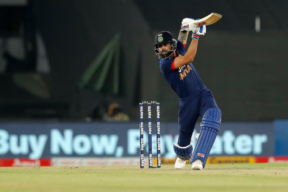 IND vs ENG: Kohli Surpasses Kane Williamson for most T20I fifties as captain