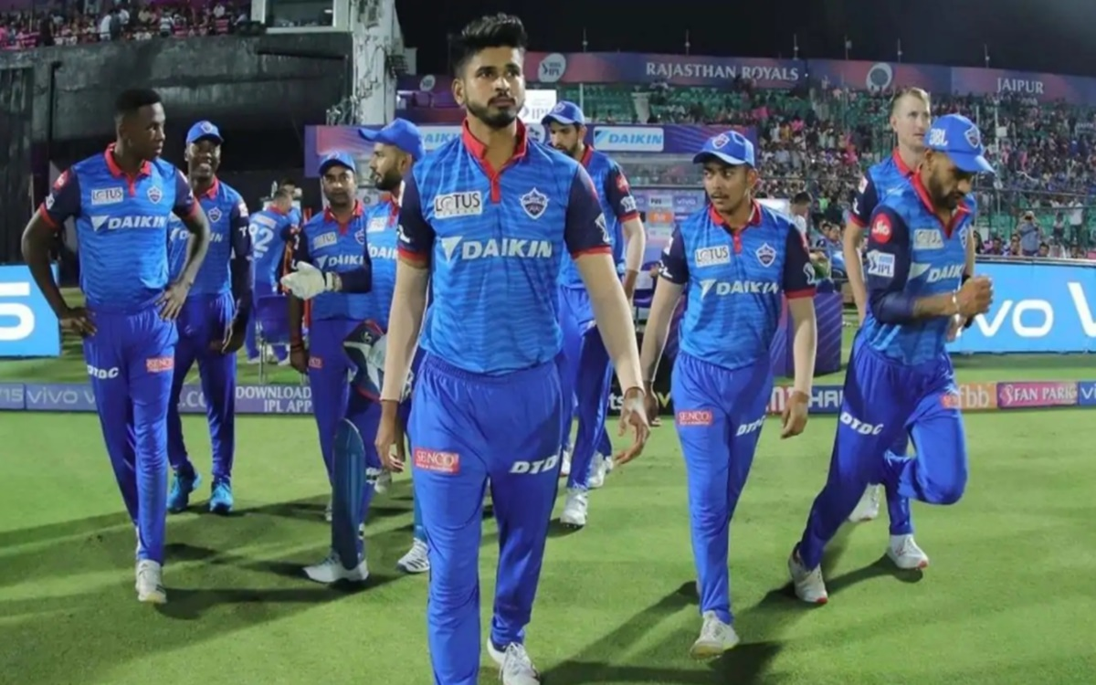 Cricket Image for Ipl 2021 In The Absence Of Shreyas Iyer Delhi Capitals Captaincy Handed Either Ris