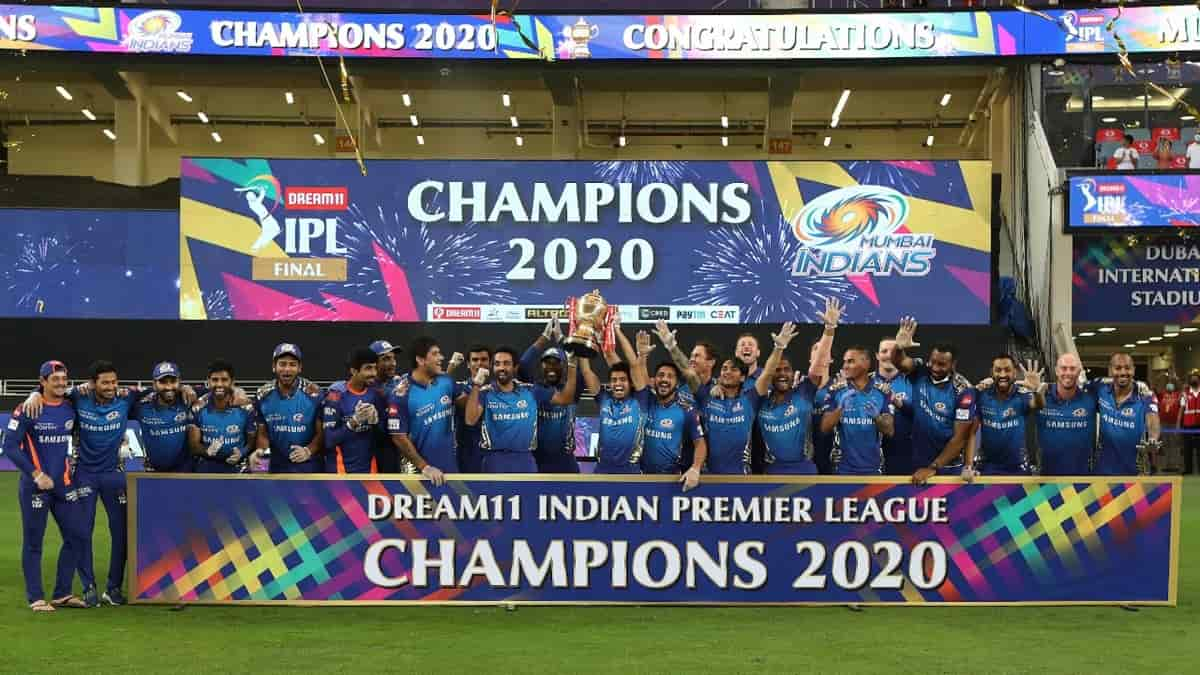 IPL 2021 Mumbai Indians(MI) Schedule with Venue, Date, Match Timings