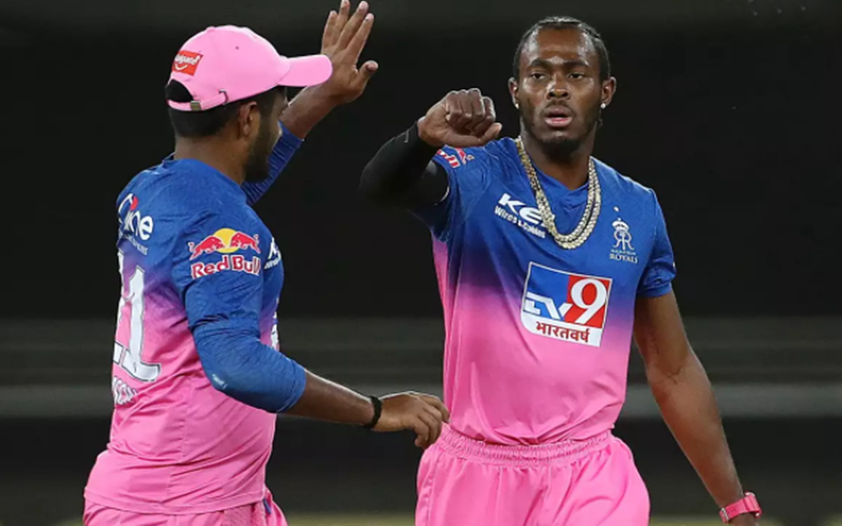 Cricket Image for IPL 2021 Rajasthan Royals Pacer Jofra Archers Surgery Has Been Successful