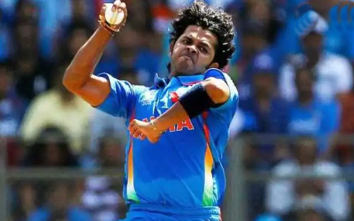 Cricket Image for S Sreesanth Might Be Play For Rajasthan Royals Because Of This Reason
