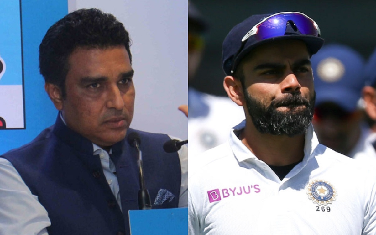Cricket Image for Sanjay Manjrekar Slams Virat Kohli