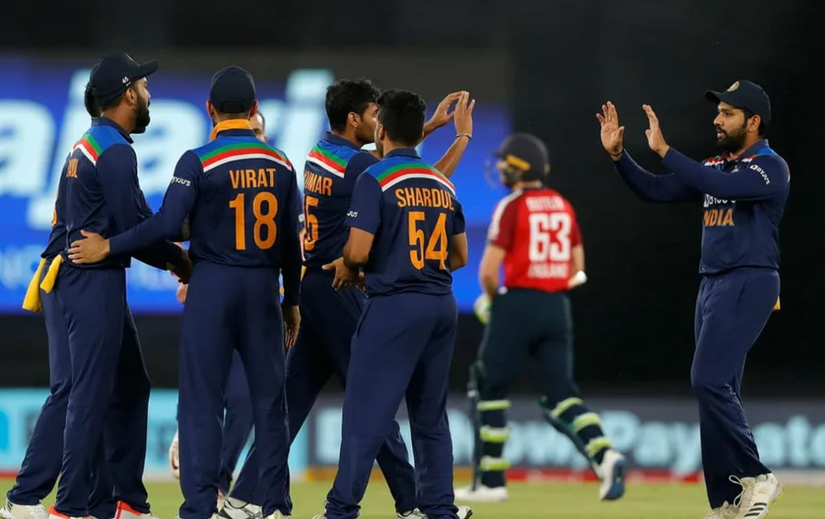 India beat England by 8 runs in fourth t20i