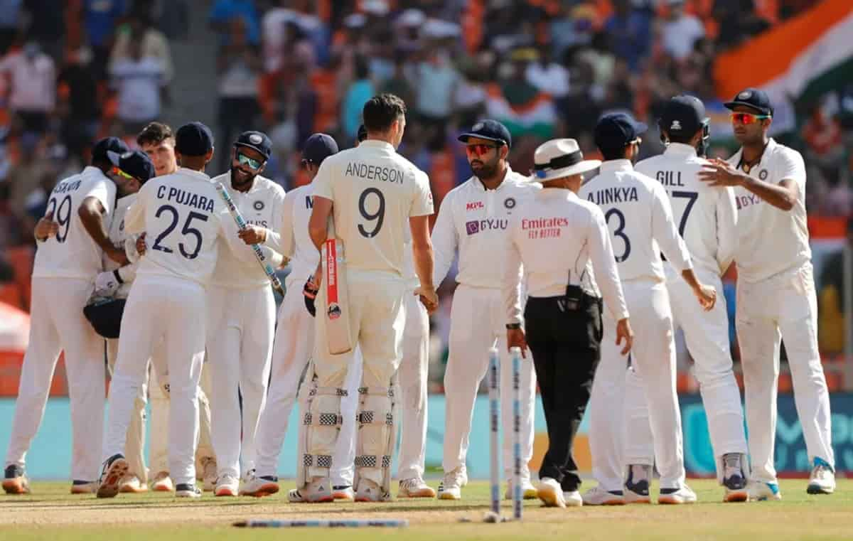 Cricket Image for टीम इंडिया ने रच डाला इतिहास, 143 साल के टेस्ट क्रिकेट इतिहास