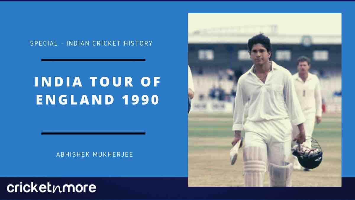 India tour of England 1990