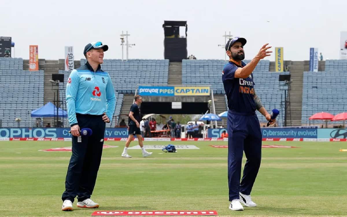 Cricket Image for IND vs ENG: टीम इंडिया के लिए पहले वनडे में 2 खिलाड़ियों ने किया डेब्यू, ऋषभ पंत ह