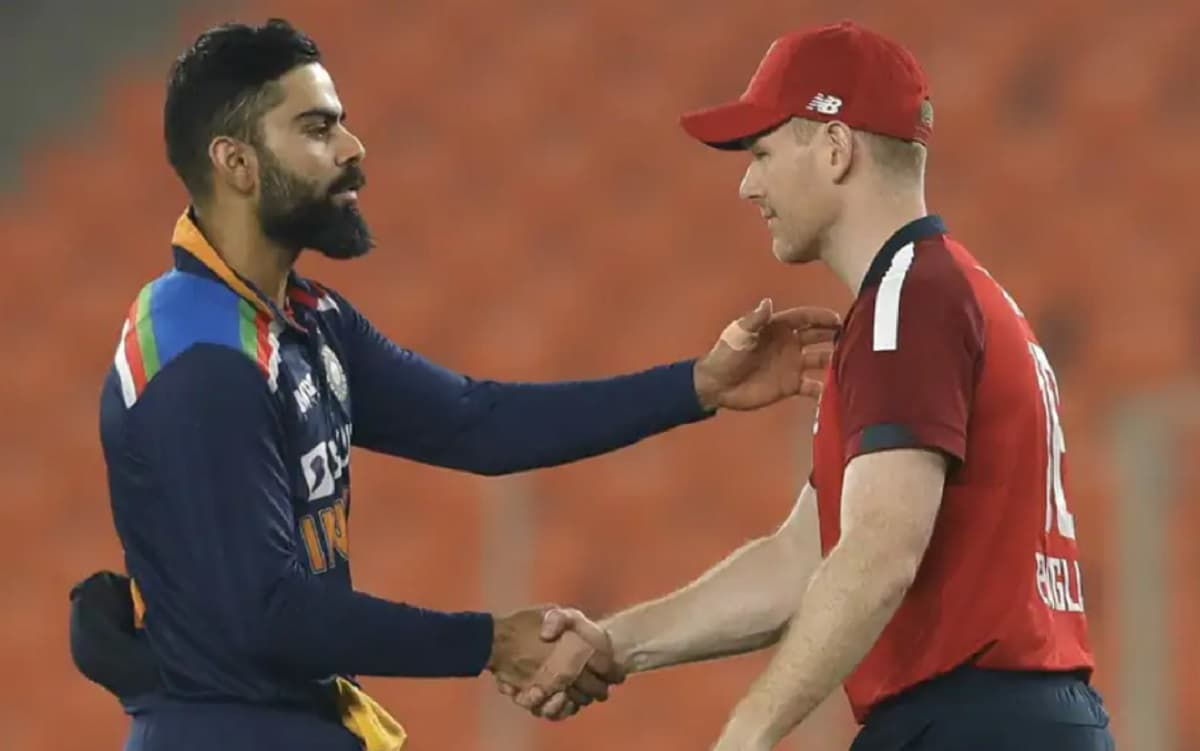 England won the toss and opted to ball first against India in first odi