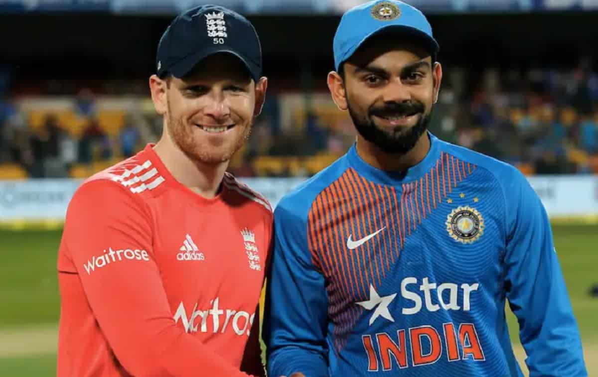 India vs England 1st T20I Toss