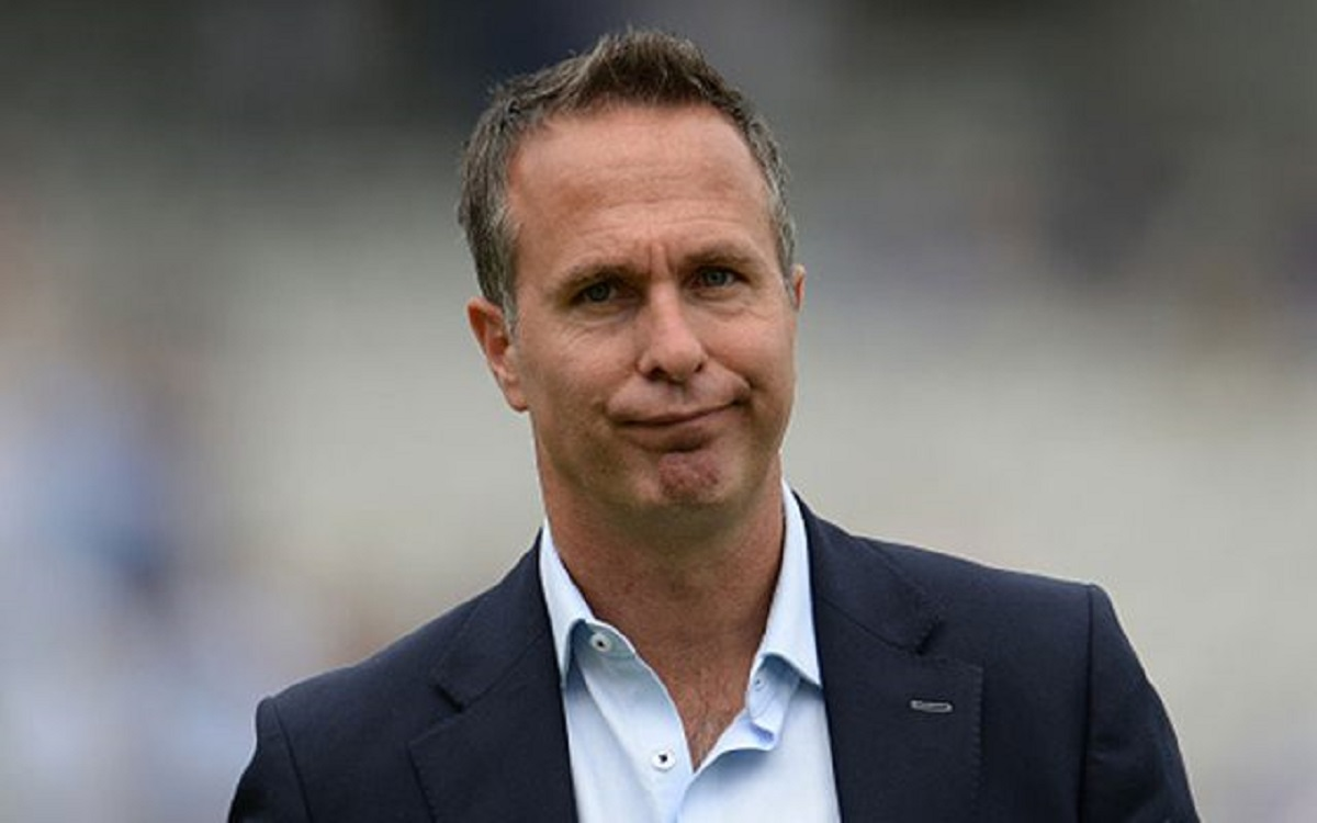 Cricket Image for Who Will Win T20 World Cup 2021 Michael Vaughan Predicts