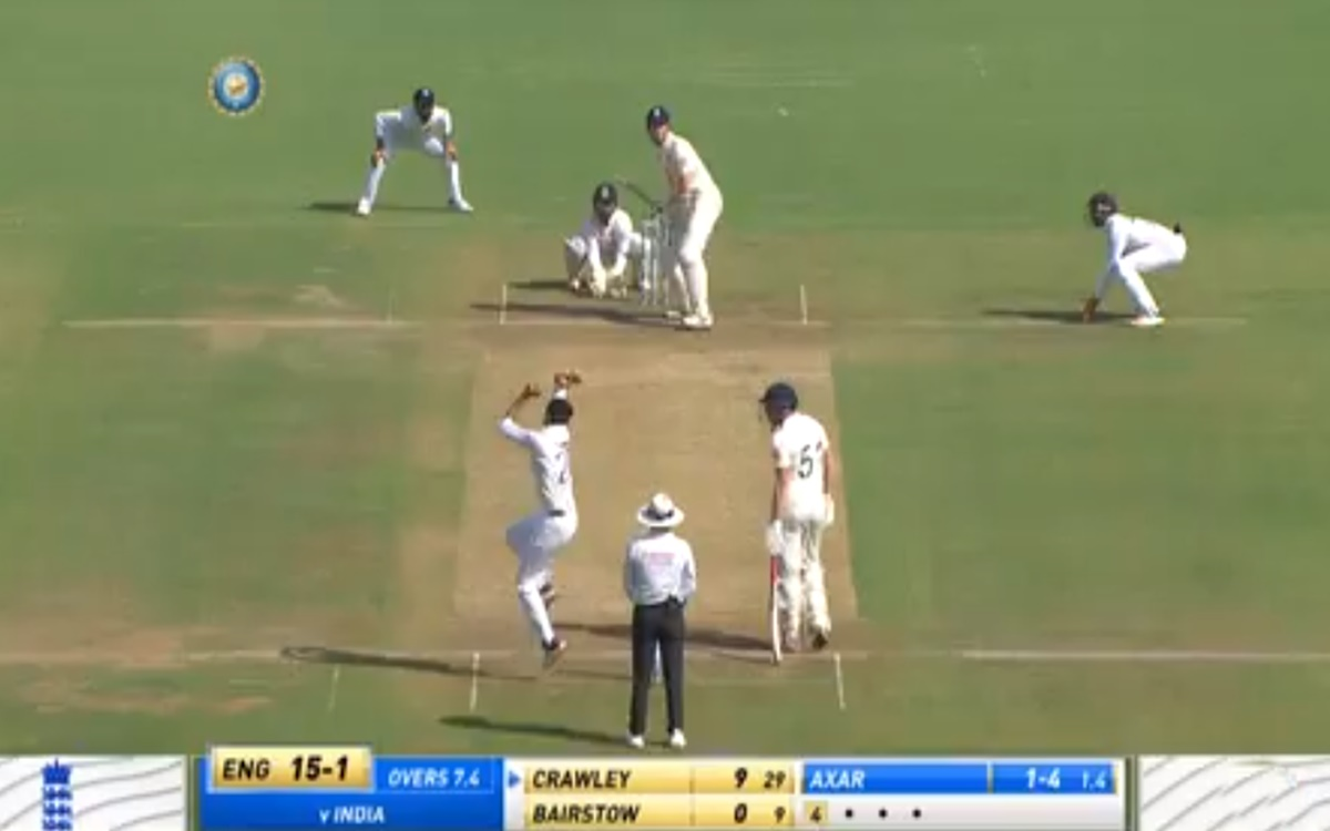 Cricket Image for India Vs England 4th Test Day 1 Rishabh Pant Sledges Zak Crawley Watch Video