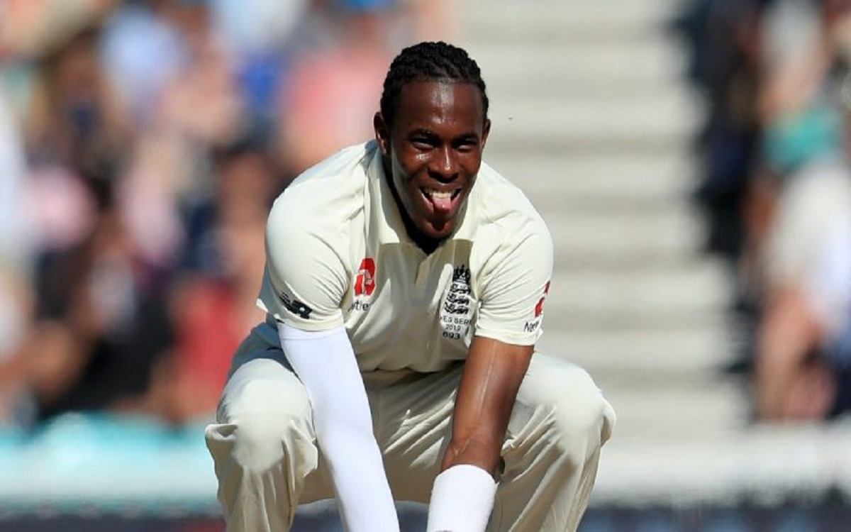 Cricket Image for Jofra Archer Opens Up About Pitch Controversy