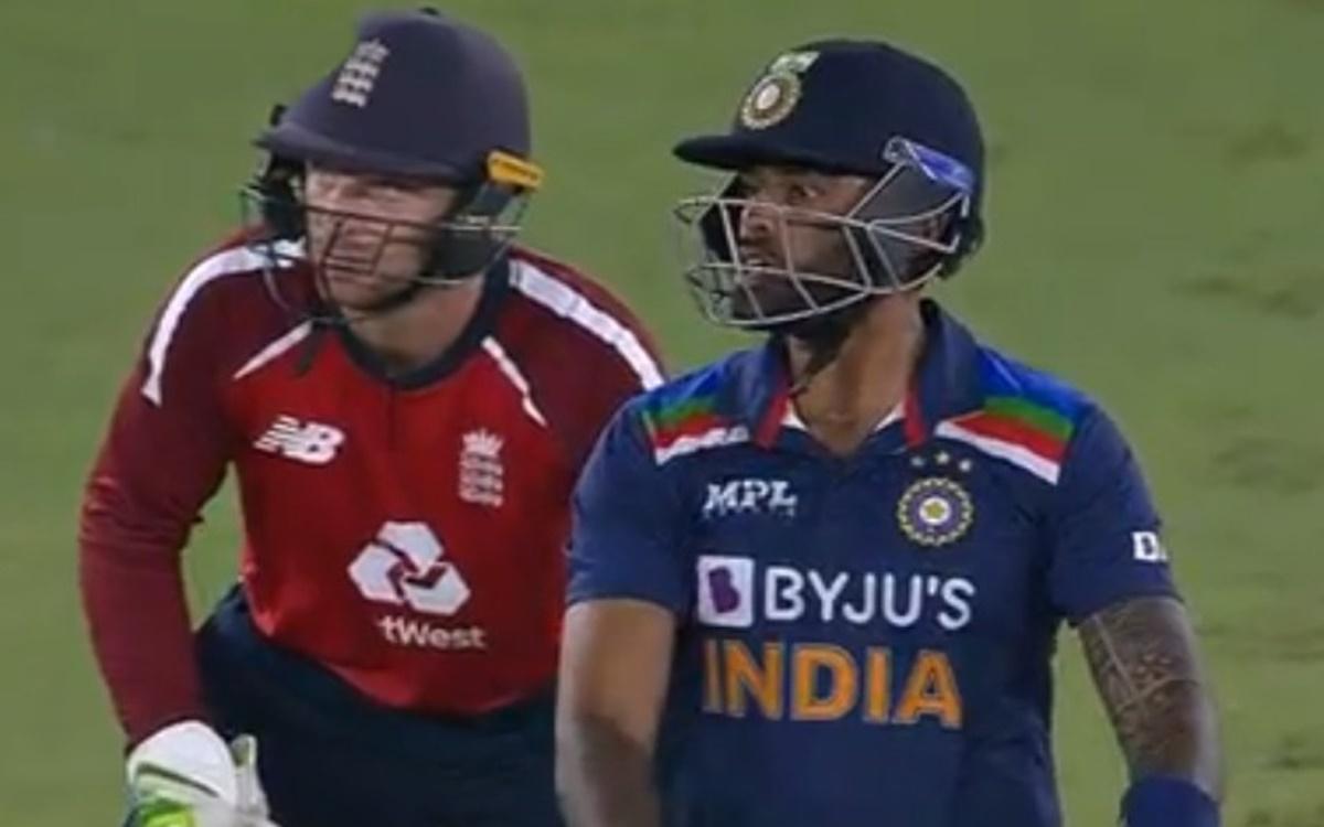 Cricket Image for Suryakumar Yadav Scored Fifty From Just 28 Balls
