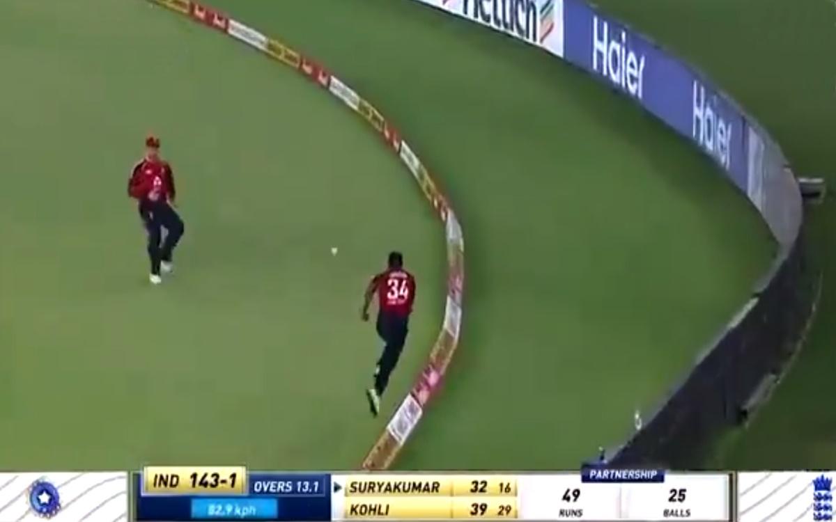 Cricket Image for Chris Jordan Stunning Fielding To Dismiss Suryakumar Yadav