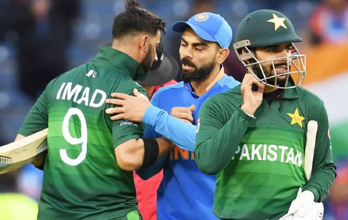 Cricket Image for चिरप्रतिद्वंद्वी भारत-पाकिस्तान के बीच इस साल हो सकती है T20I सीरीज, 8 साल बाद होग
