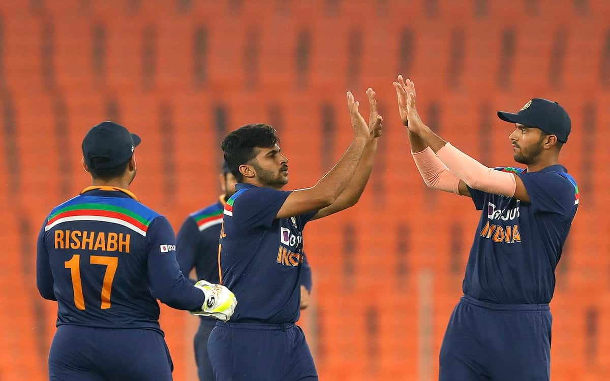 Cricket Image for India Won The Series 32 With A Thrilling 36 Run Win On The England Cricket Team