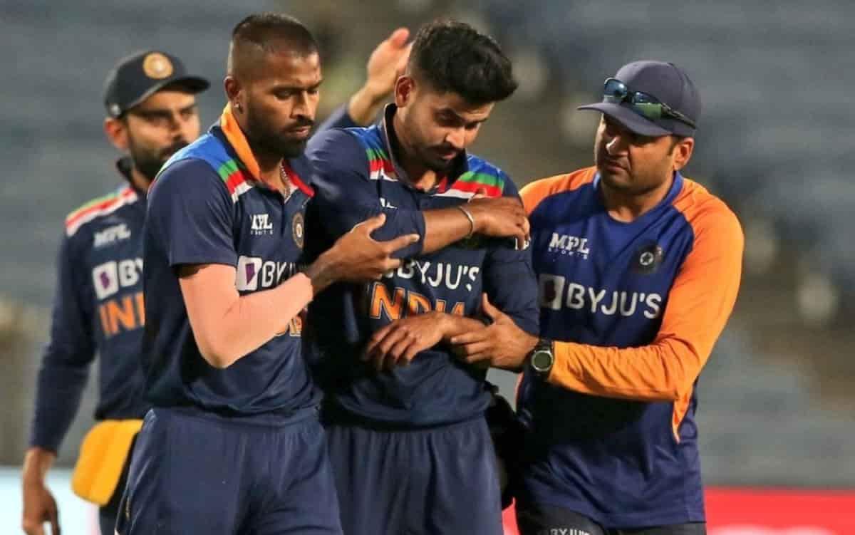 Injured Shreyas Iyer to miss England ODIs and part of IPL 2021