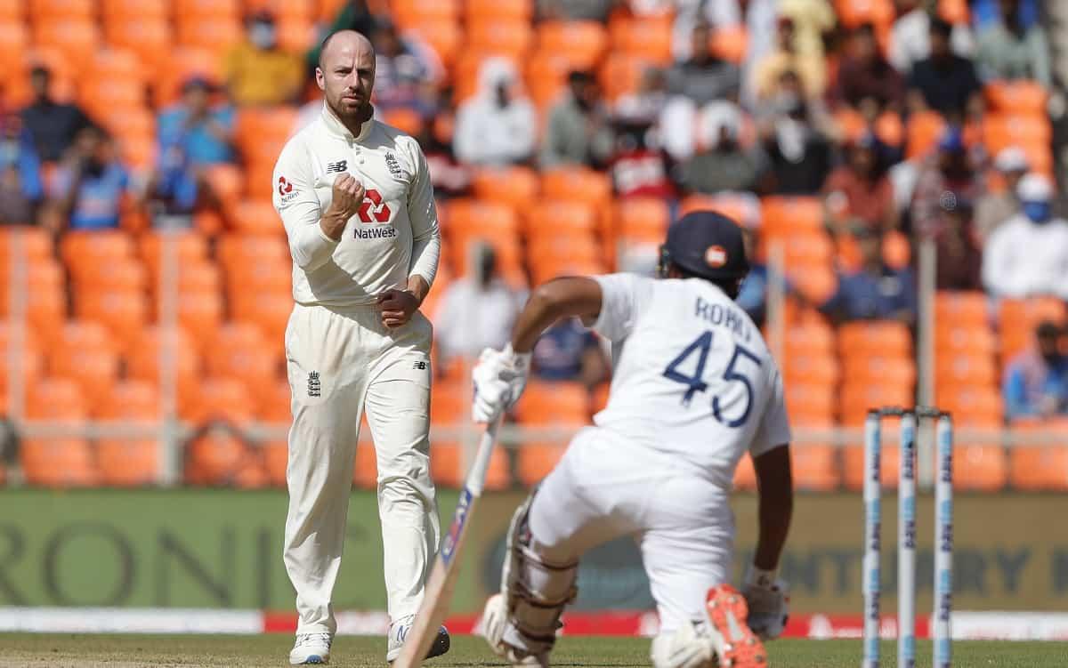 Cricket Image for IND vs ENG: पिच की आलोचना से बचे जैक लीच, बोले चाहता हूं कि टेस्ट मैच दो दिन से ज्