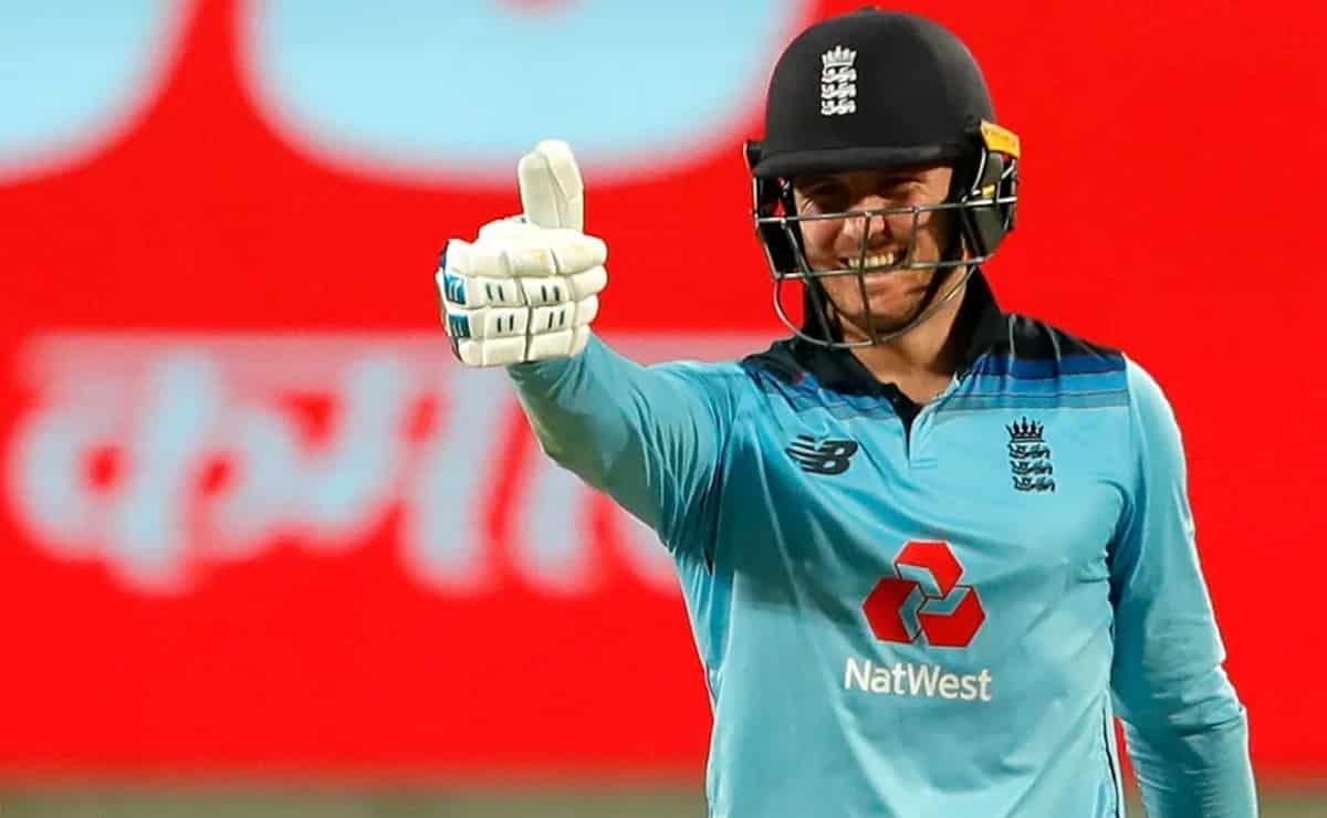 Cricket Image for आईपीएल 2021 में सनराइजर्स हैदराबाद के लिए खेलेंगे Jason Roy,मिचेल मार्श की जगह हुए
