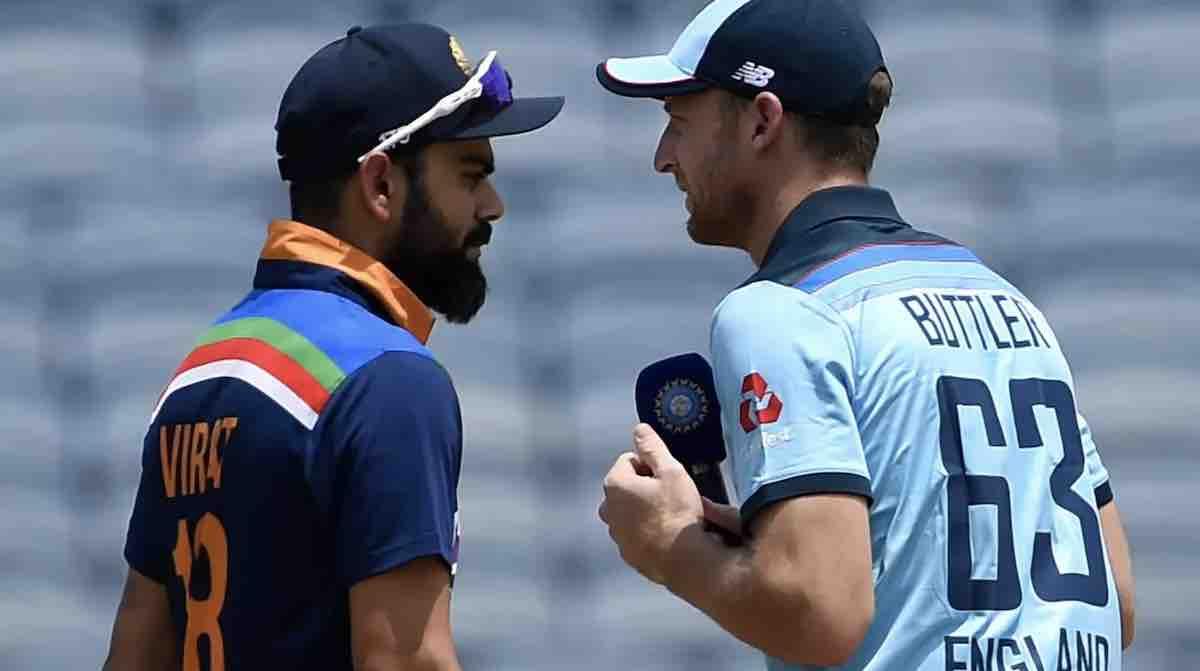 Cricket Image for England Will Not Panic Despite India Tour Defeats - Jos Buttler