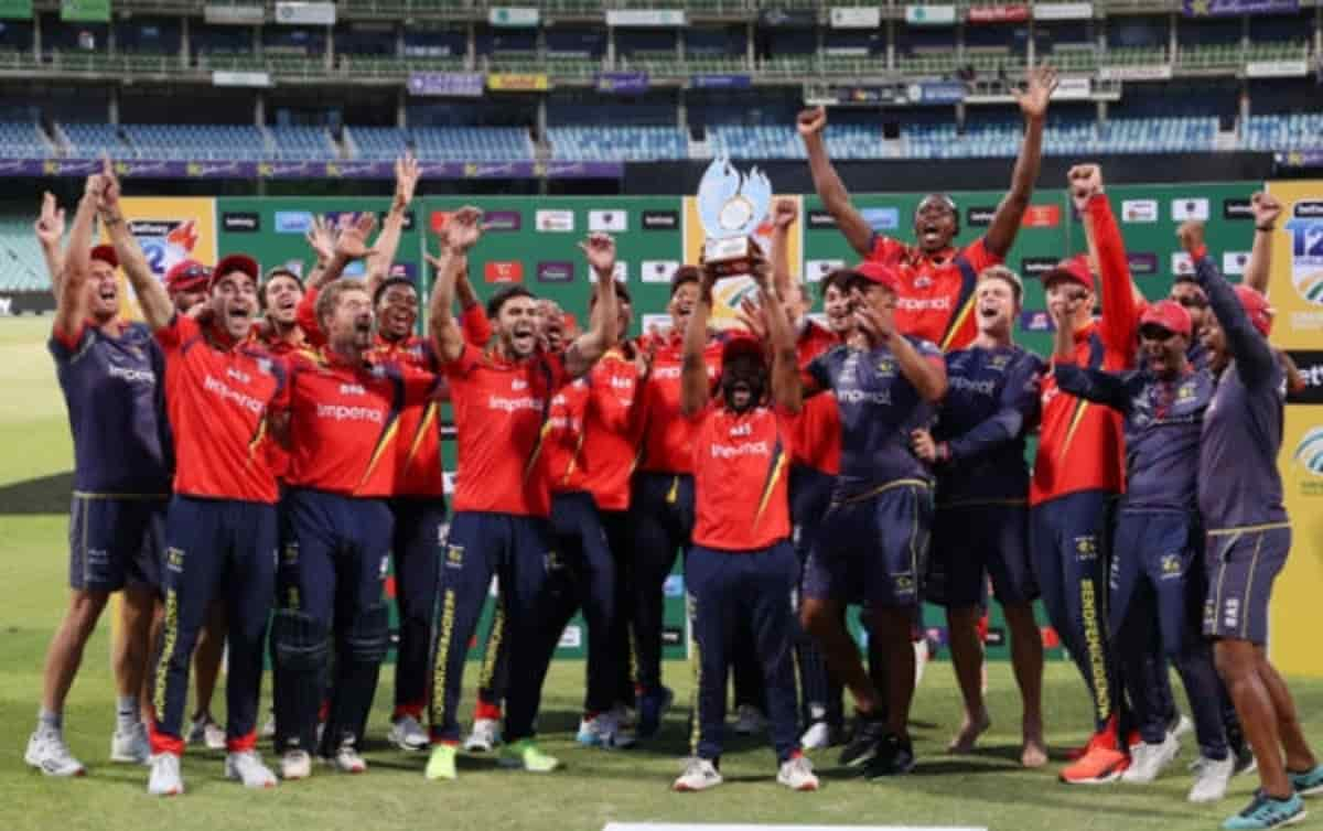 Cricket Image for Lions Beat Dolphins To Clinch South African T20 Challenge