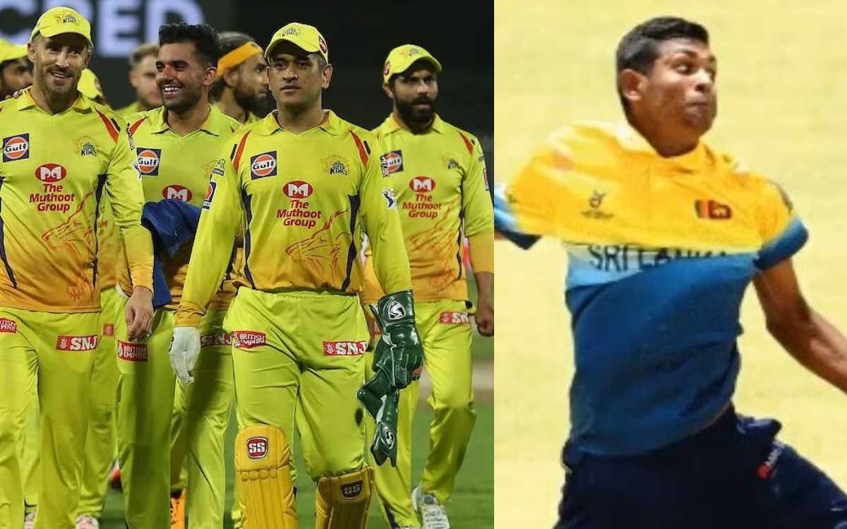 Cricket Image for IPL 2021: चेन्नई सुपर किंग्स में शामिल हो सकता है युवा मलिंगा,टीम ने 2 खिलाड़ियों