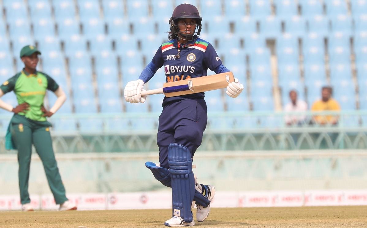 Cricket Image for मिताली राज ने रचा इतिहास, 10000 इंटरनेशनल रन बनाने वाली दुनिया की दूसरी महिला
